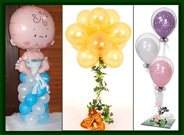 Balloon Affects - Balloon Products and Decoration Service - Rates